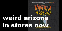 weird arizona information page